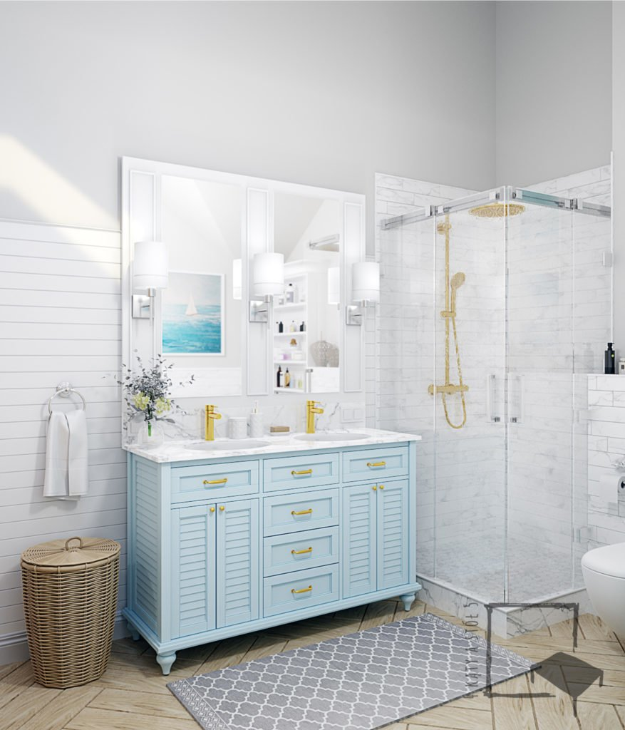 Pomysł na łazienkę - 20 inspiracji łazienek