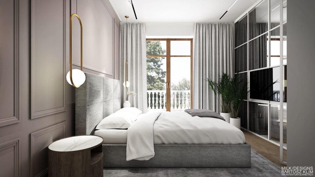 architekt wnetrz lodz, projekt wnętrza mieszkania apartamentu w stylu nowojorskim bartosz klim lodz architektura wnetrz