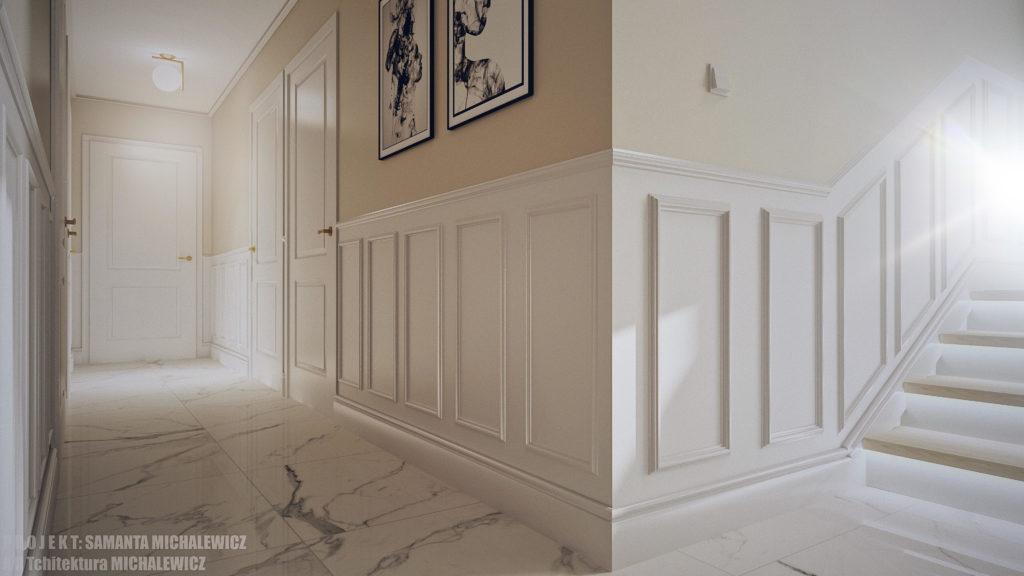 Hampton Aranżacja Wnętrz Portal Wnętrzarski Galeria