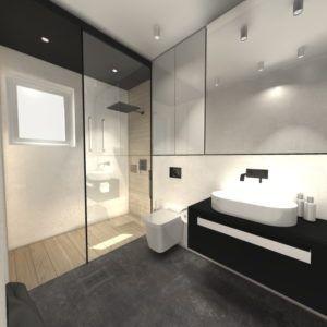 10 trików by łazienka wyglądała na większą