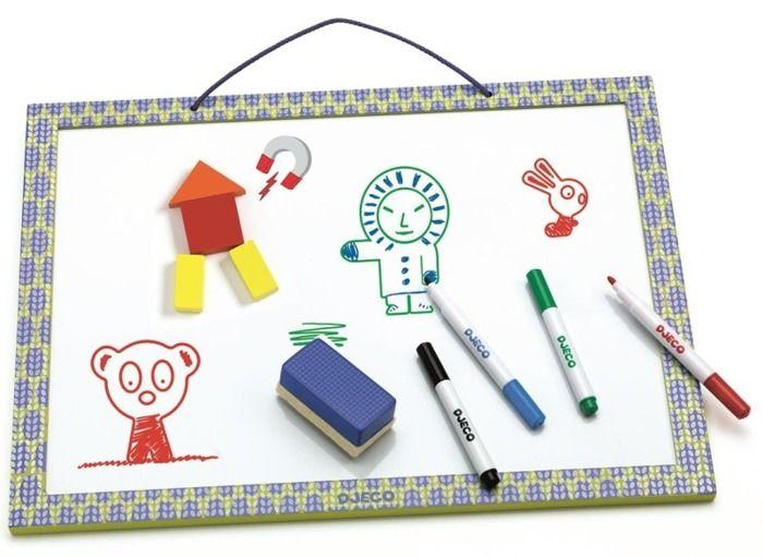 Jak zrobić tablicę magnetyczną do pokoju dziecka?