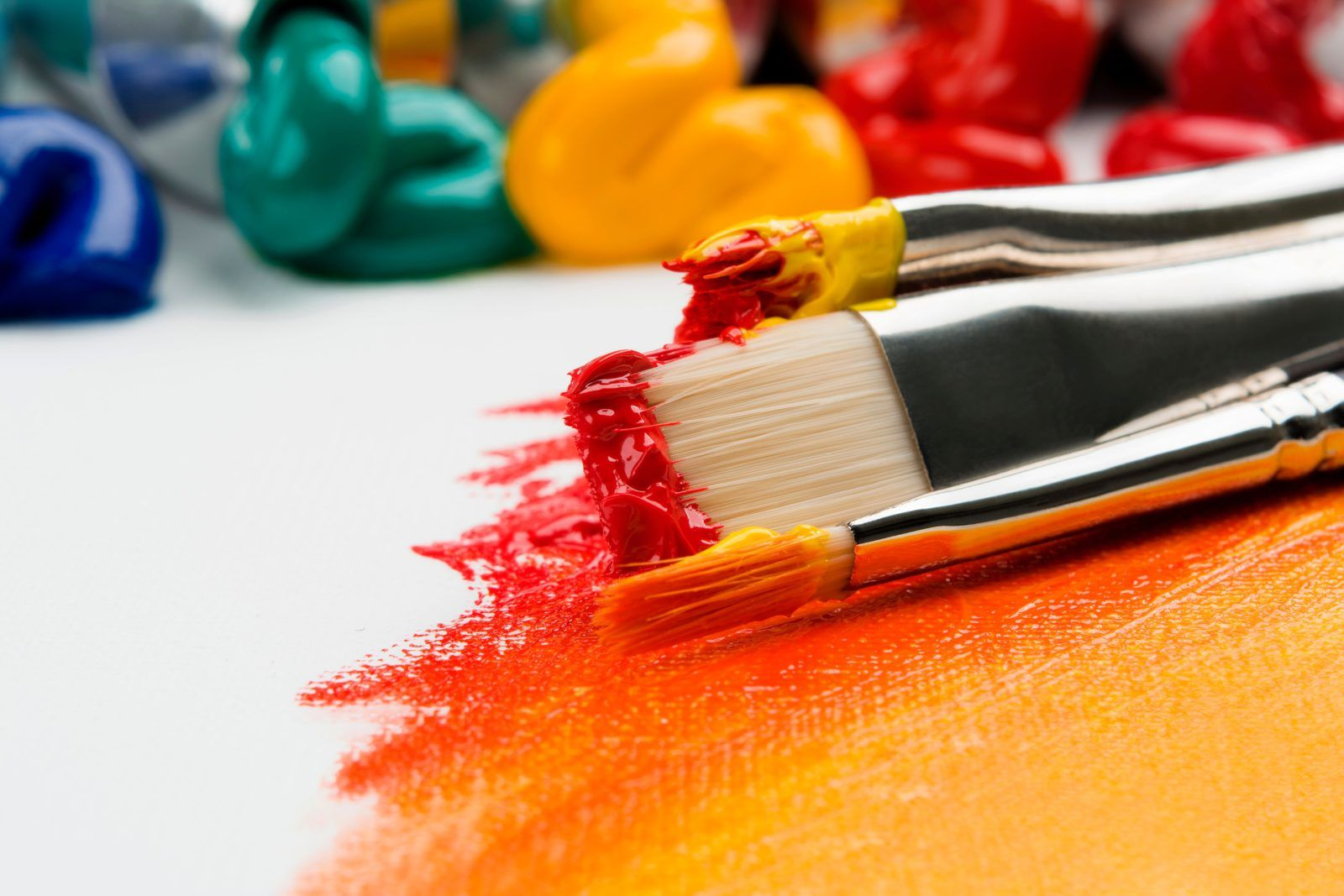Jakie kolory są modne we wnętrzu
