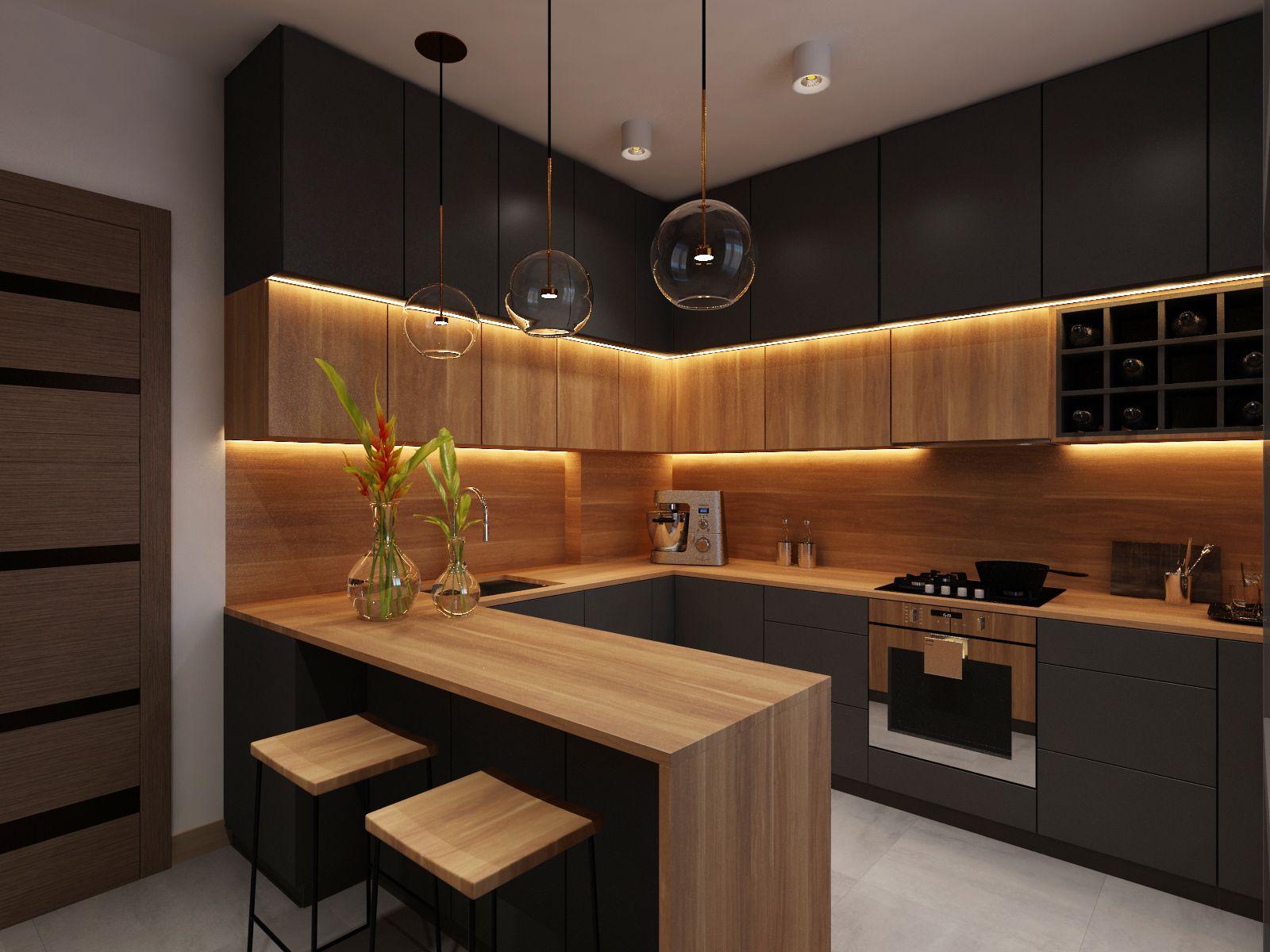 jak należy projektować kuchnię