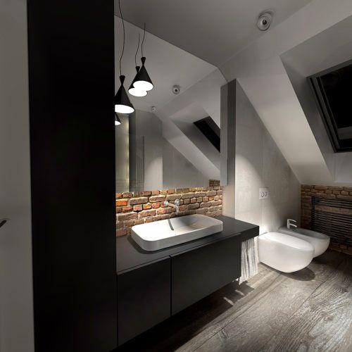 Co zamiast płytek położyć na ścianach w łazience